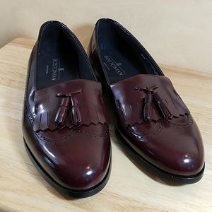 Bostonian Leather Loafers, size 9.5